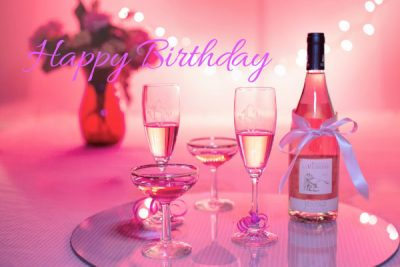 happy birthday wishes with images and music download