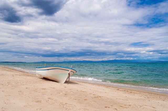 types of beaches