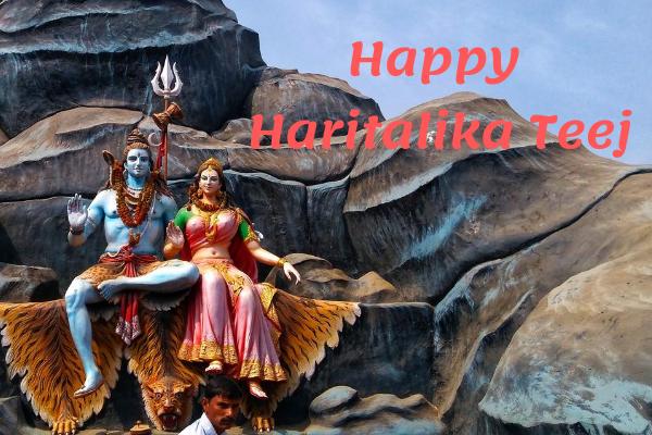 happy teej wishes