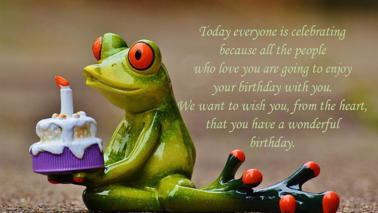 cake friend birthday