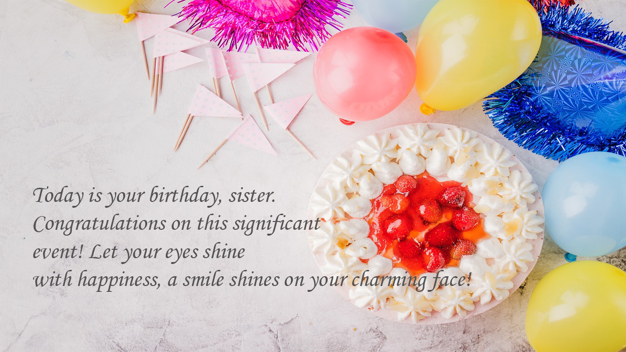 pink yellow balloon birthday