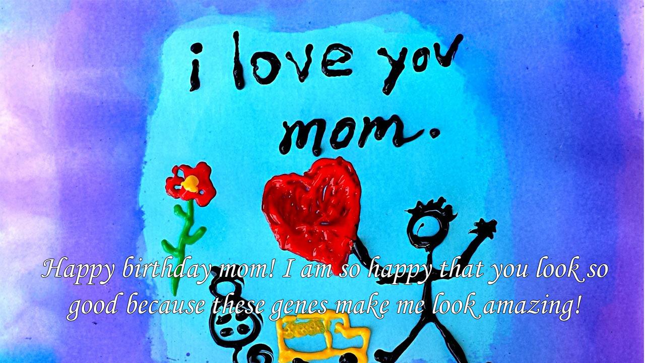 mom happy birthday